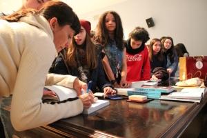 lola firma Alfonso II